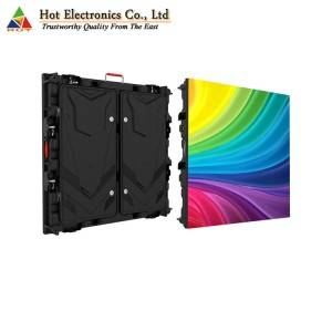Front Maintenance Outdoor P6.67 LED Display Screen Video Wall with Advertising Video Panel