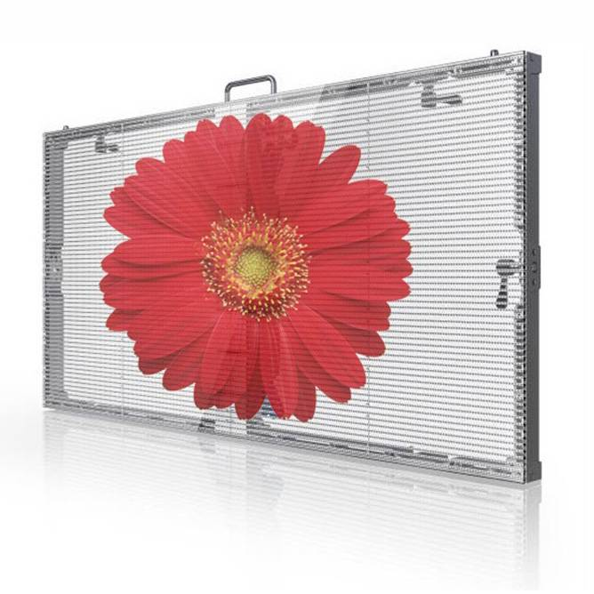 Ordinary Discount Active Led Video Wall - Lightall Transparent LED Display – Szlightall