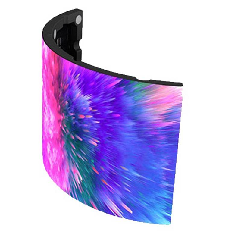 Factory selling Flexible Led Display Panels - Lightall Curved LED Display – Szlightall