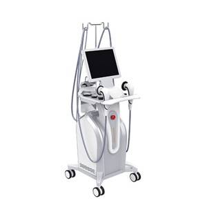 Vertical Physiotherapy Diathermy RET CET Vacuum Machine