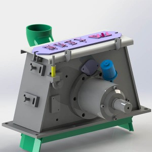 China Cheap price Hook Shot Blasting Machine - Blast wheels – TAA