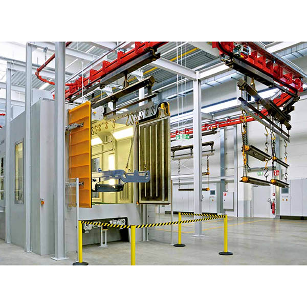 Short Lead Time for Overhead Rail Shot-Blast Machines - Continuous Overhead Rail Shot Blast Machines – TAA Featured Image