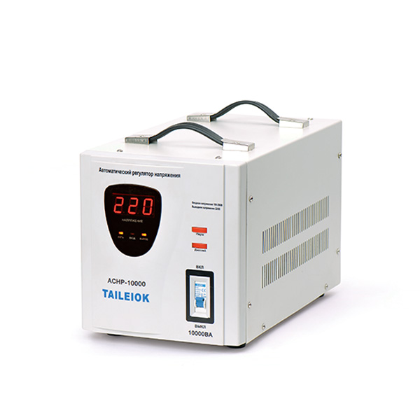 OEM Manufacturer Relay Type Voltage Stabilizer - SDR Series Fully Automatic Voltage Regulator – Tailei Electric