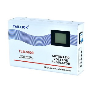 TLB Wall Mount Voltage Stabilizer