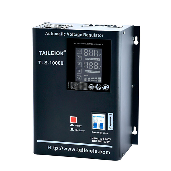 Massive Selection for Voltage Stabilizer Wall Mount Type - TLS(H)0.5K-10KVA Full Metal Wall Mounted Automatic Voltage Regulator  – Tailei Electric