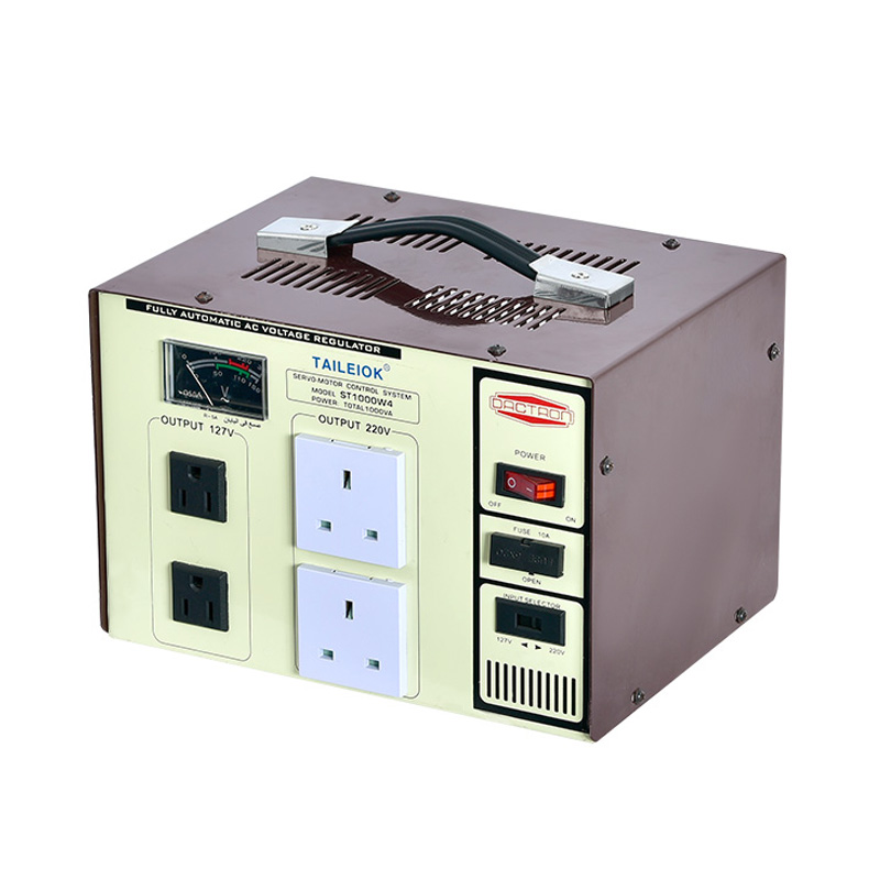 Wholesale Price Avr Auto Voltage Regulator - SVC Automatic Voltage Stabilizer Pointer Type – Tailei Electric