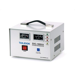 Well-designed Servo Controlled Voltage Stabilizer - SVC Automatic Voltage Stabilizer Pointer Type – Tailei Electric