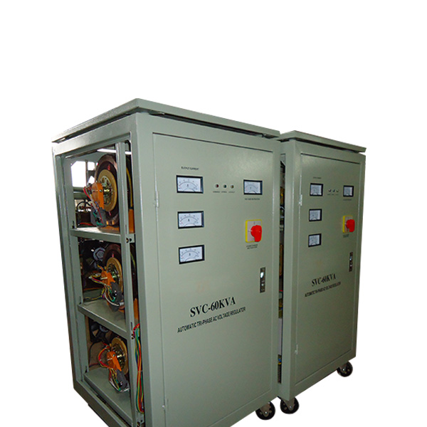 Hot sale Voltage Stabilizer Manufacturers - SVC Analog Meter  (Three-phase) Automatic Voltage Stabilizer – Tailei Electric