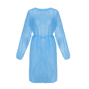 2020 New Style Cpe Isolation Gowns - Best choice disposable medical isolation gowns manufacturer – Tangji