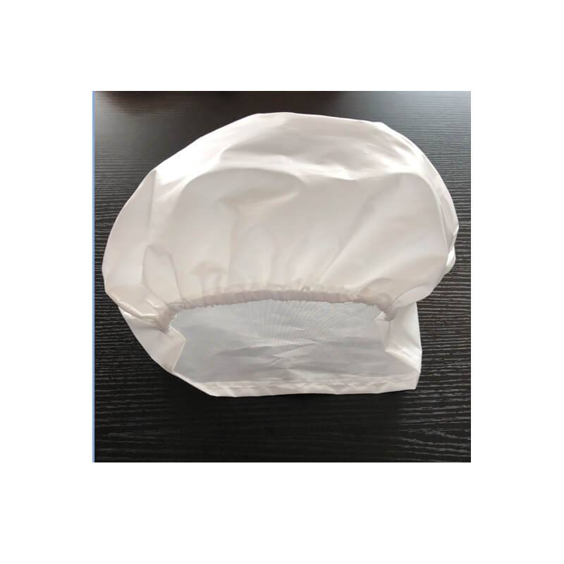 Disposable surgical cap antistatic cleanroom wo...