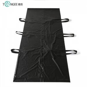 PVC material disposable dead body bag environmental protection