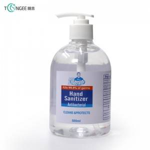 GMP certification portable waterless hand sanitize wholesale
