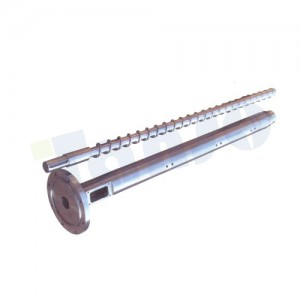 High reputation China Bimetallic Single Parallel Screw Barrel