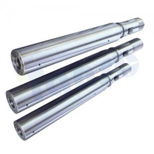 Low MOQ for China OEM Machine Product Precision CNC Machined Barrel