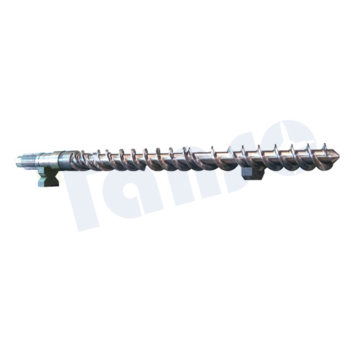 Hot sale Factory Pin Barrel Rubber Extruder - Rubber Extruder Screw – Tanso