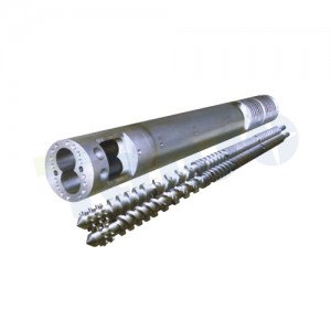 Ordinary Discount China 38CrMoALA Screw Barrel for Plastic Extruder