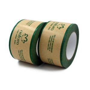 High adhesion kraft paper gummed tape for packing