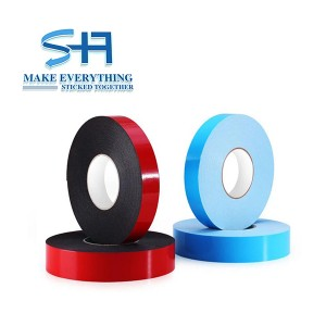 Best Price for Double Sided Sticky Foam Pads - Pe Foam Double Sided Adhesive Tape – Newera