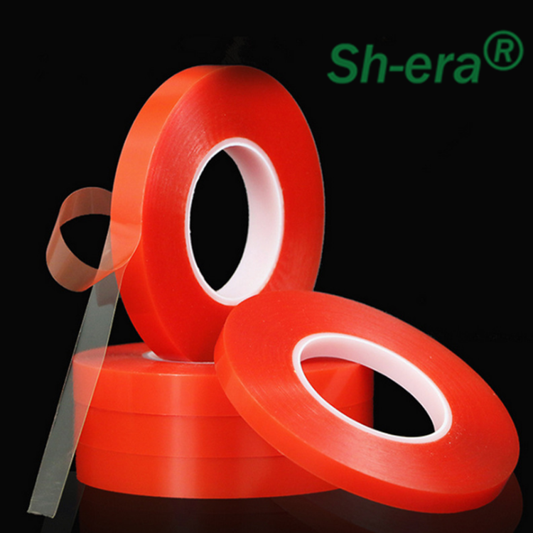 Red film PET double-sided tape Featured Image