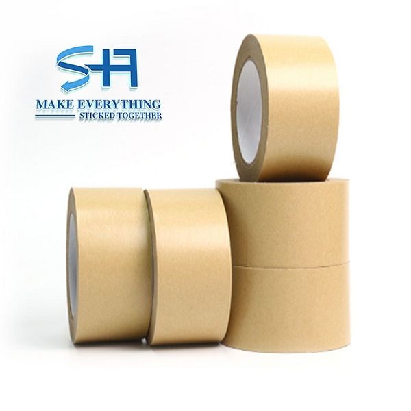 Tape Sealing Kraft Paper 50mmx50mtr Featured Image