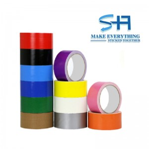 Colorful Waterproof Cloth Duct Tape