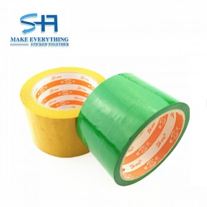 Colorful bopp Packing Tape