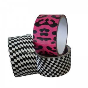 Wholesale Dealers of Glass Repair Tape - Printed Duct Tape – Newera