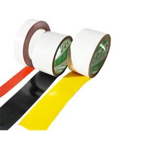 Multicolor multifunctional cloth-based tape