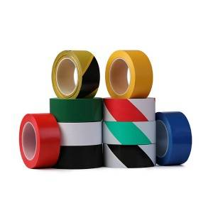 PVC barrier warning tape