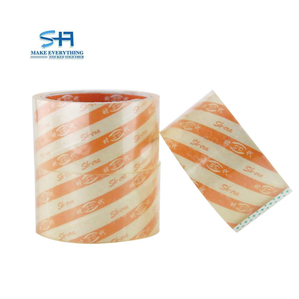 OEM High transparent bopp packing tape Featured Image