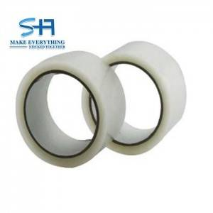 Good quality anit-freeze bopp carton sealing tape low temperature resistant opp tape by chinese manufacture