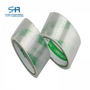 Free sample for China BOPP Material Opaque Sealing Carton Packing Tape