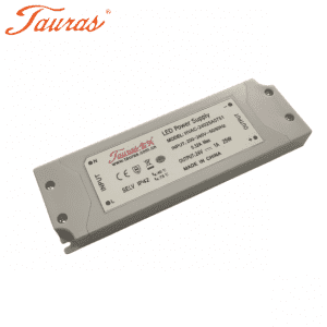 Manufacturer for Led Lamp Driver - 25w ultra thin led driver for mirror lighting 12w 35w – Tauras