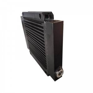 Cooler – Oil cooler — Industrial Aluminum Plate And Bar Hydraulic Oil Cooler for Excavator and Other Construction Machinery Piston Compressor