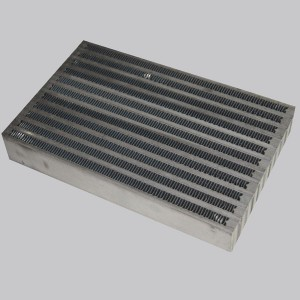 Factory making Plate Type Heat Exchanger - TEC-CORE-002 – TECFREE