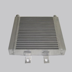 factory customized Air Compressor Heat Exchanger - TEC-HEAT EXCHANGER-002 – TECFREE