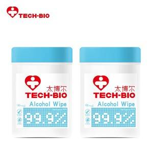 Reasonable price Isopropyl Alcohol Wipes 99 - 150 pieces Alcohol/Hyamine Wipe – Zhongrong