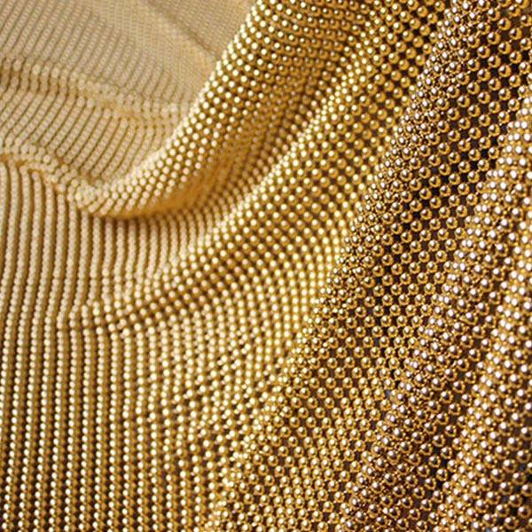 Metal fabric cloth Featured Image