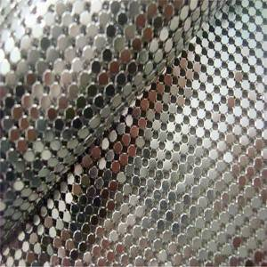 Metal fabric cloth