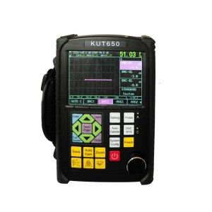 Portable Ultrasonic Flaw Detector KUT650