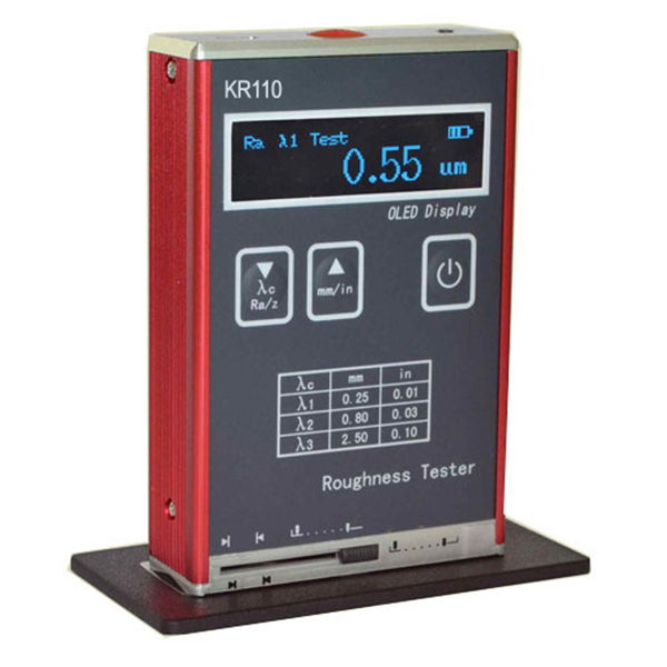 Pocket Surface Roughness Tester KR110 Featured Image