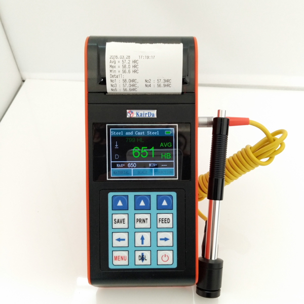 Portable Leeb Hardness Tester KH530 Featured Image