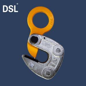 Wholesale Price China 10 Ton Steel Lifting Clamps - High duty LC type japanese horizontal lifting clamp  – Shenli Rigging