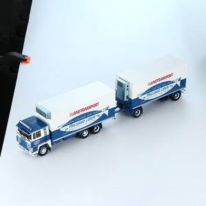 China Wholesale Diecast Cars Trucks Factory –  LANGTRANSPORT  – Three Stone