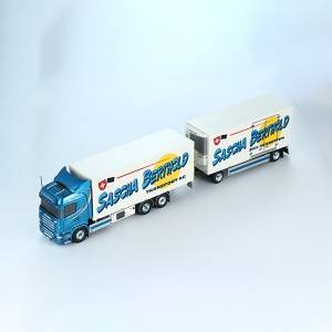 Manufacturing Companies for Vehicle Diecast - Truck model – Three Stone