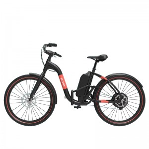 26INCH LITHIUM BATTERY CITY ELECTRIC BIKE