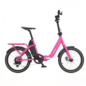 20INCH FOLDING ELECTRIC BIKE E BIKES CHINA