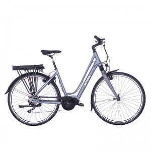 700C ALLOY CITY ELECTRIC BIKE