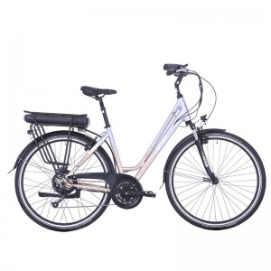 28INCH ALLOY CITY E BIKE ELECTRIC BIKE SUPPLIER
