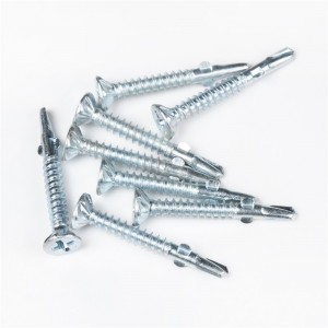 Chipboard Screws/Wood Screws with Pozi Head/CSK head